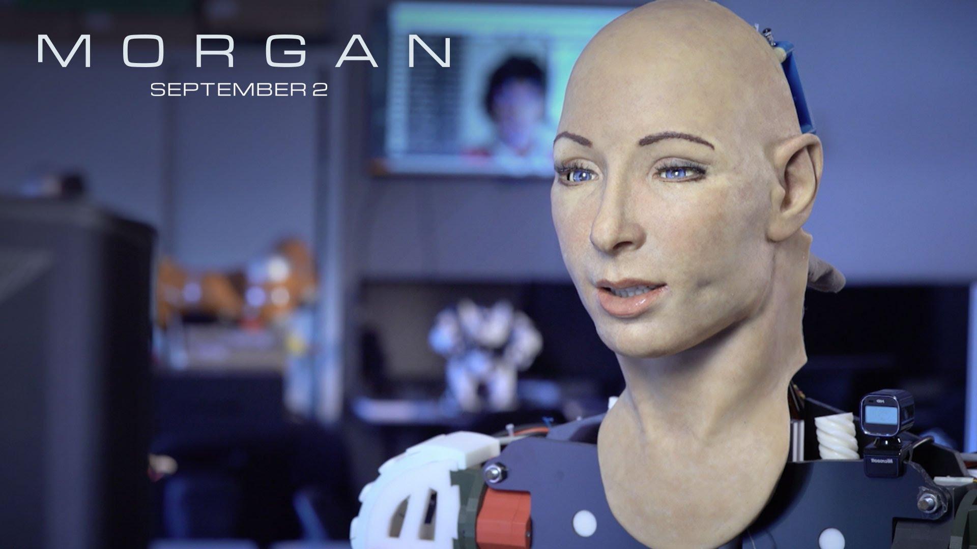 Morgan | Humans & Machines [HD] | 20th Century FOX