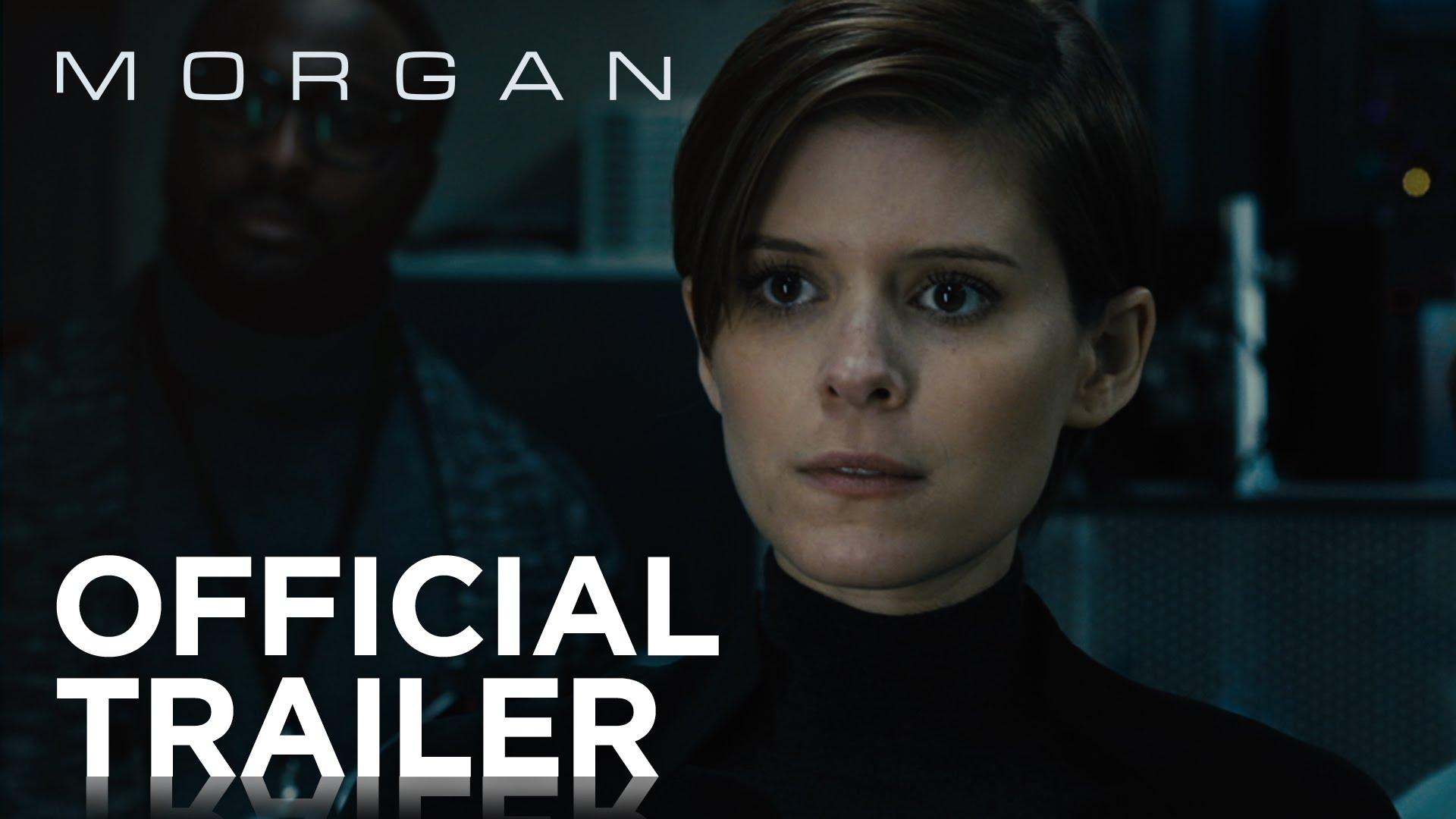 Morgan | Teaser Trailer [HD] | 20th Century FOX