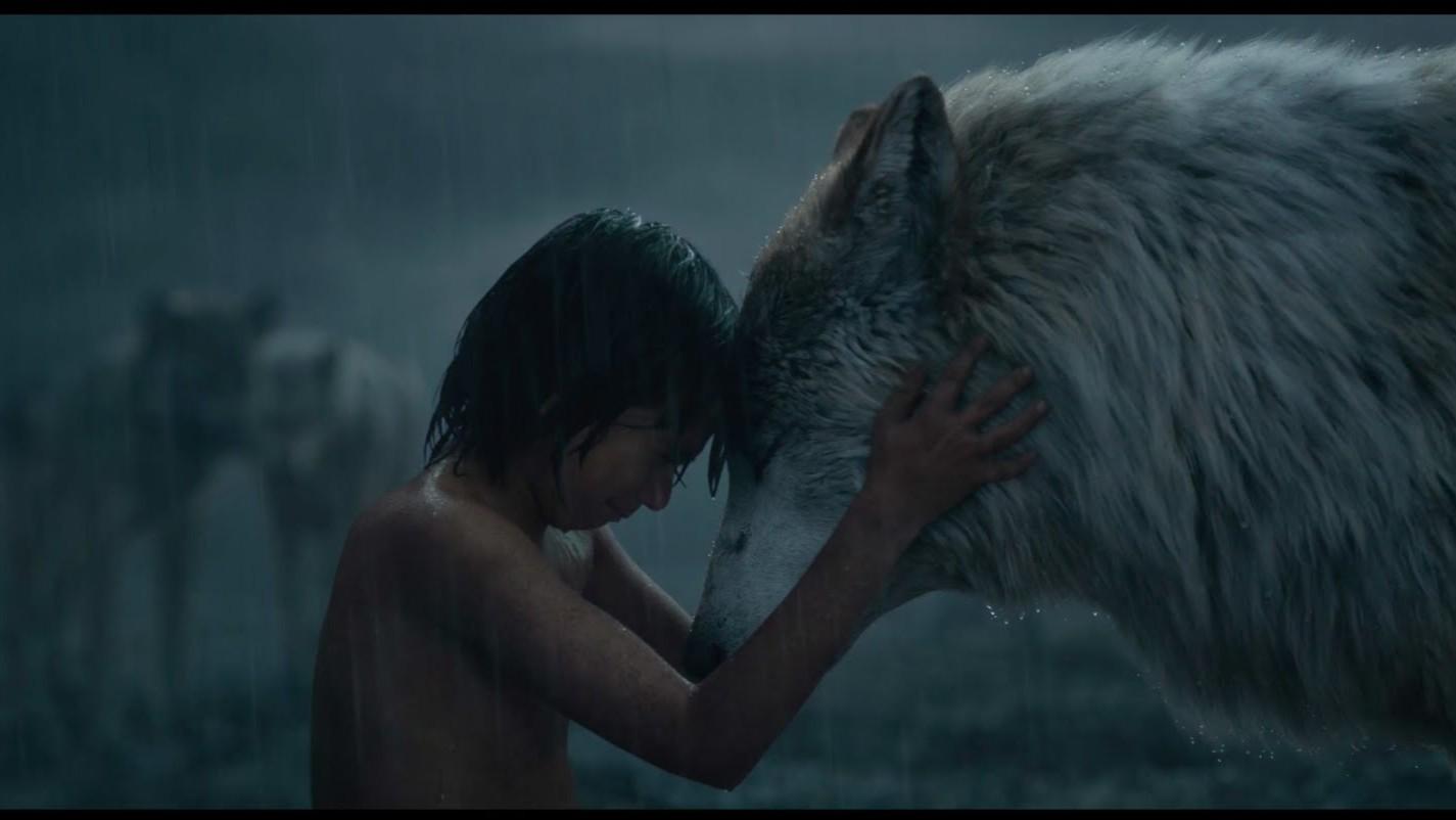 """""""Mowgli Leaves the Pack"""" Clip – Disney's The Jungle Book"""