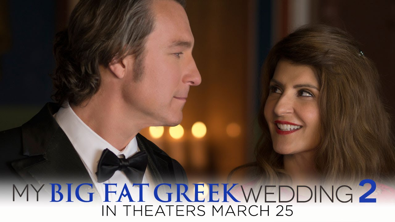 My Big Fat Greek Wedding 2 – In Theaters March 25 (TV Spot 1) (HD)