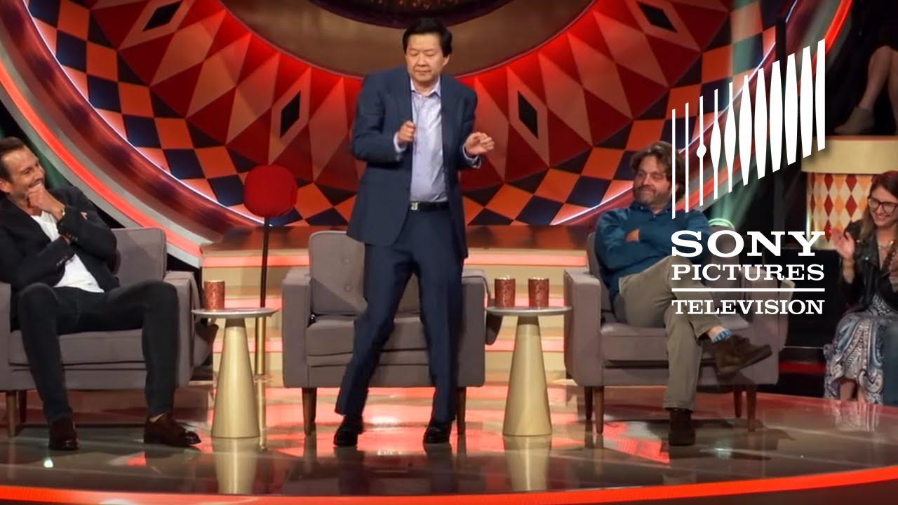 Never Gong An Asian – The Gong Show