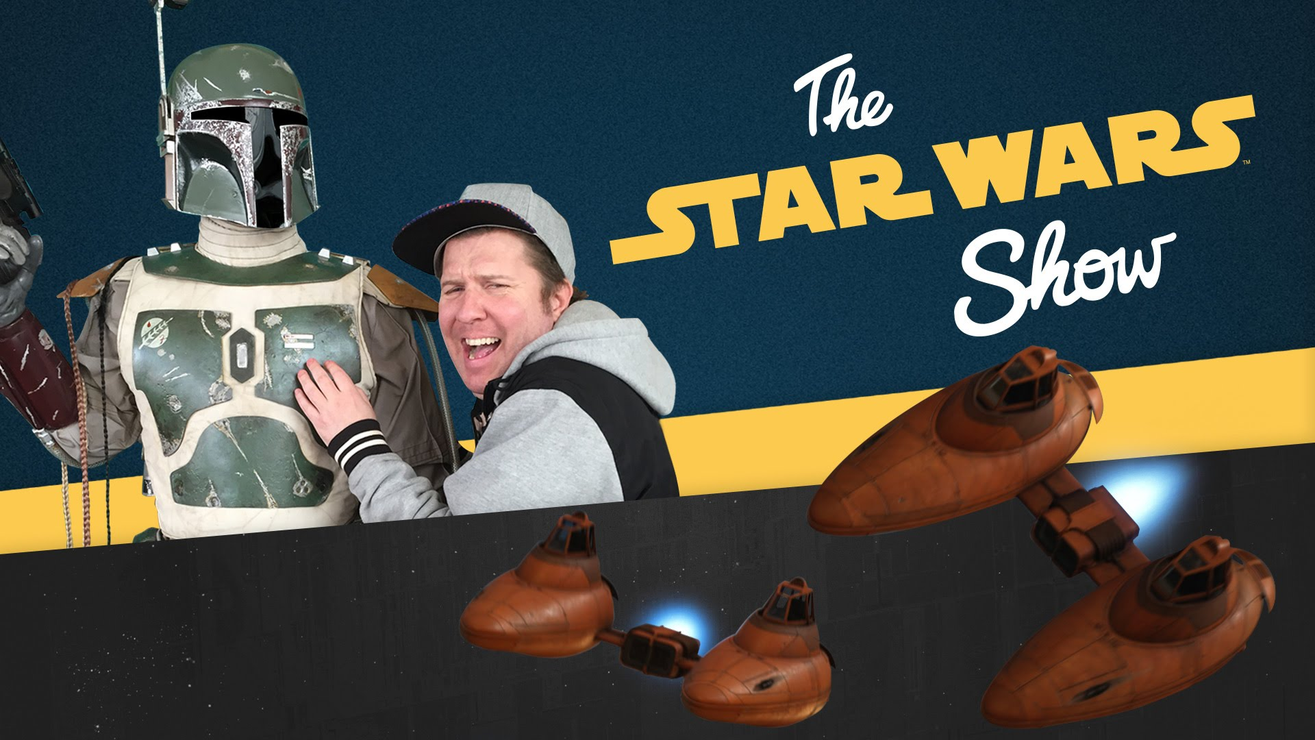New Star Wars Video Games, Han Solo #1 Preview, and Nick Swardson | The Star Wars Show