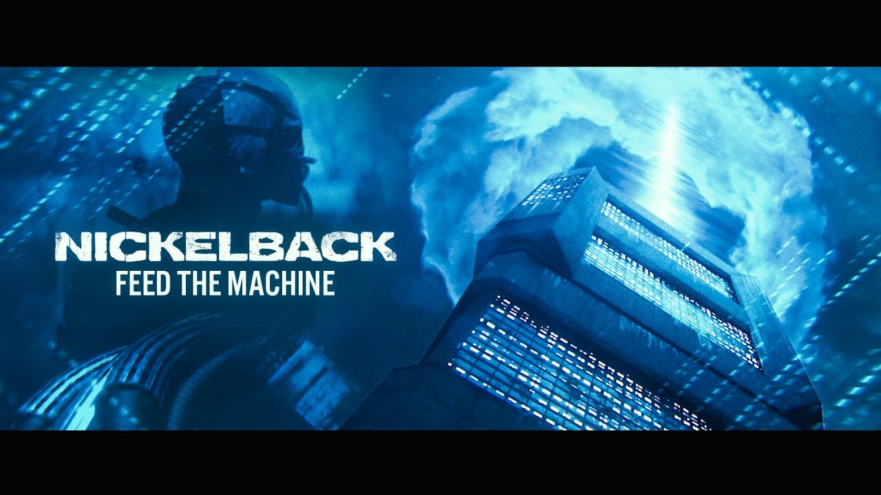 Nickelback – Feed The Machine [Official Video]
