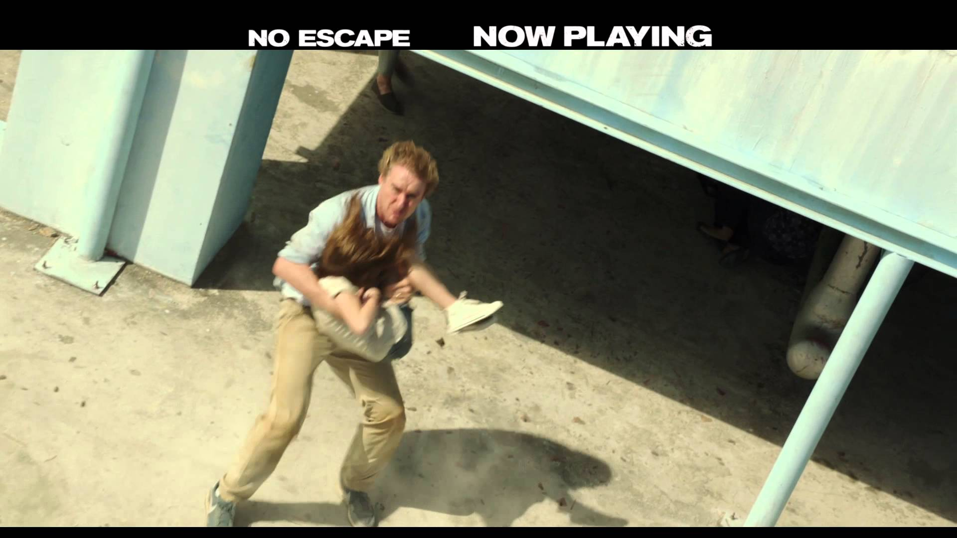 NO ESCAPE – Astounding – The Weinstein Company