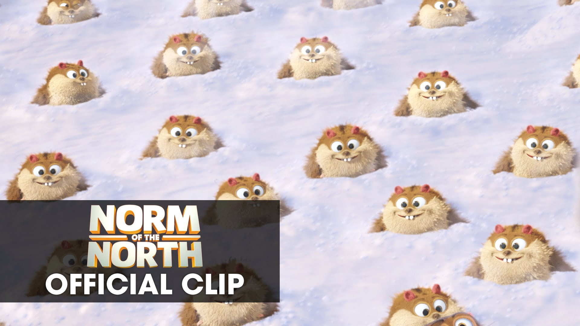 """Norm Of The North (2016) Official Clip – """"Lemmings"""""""