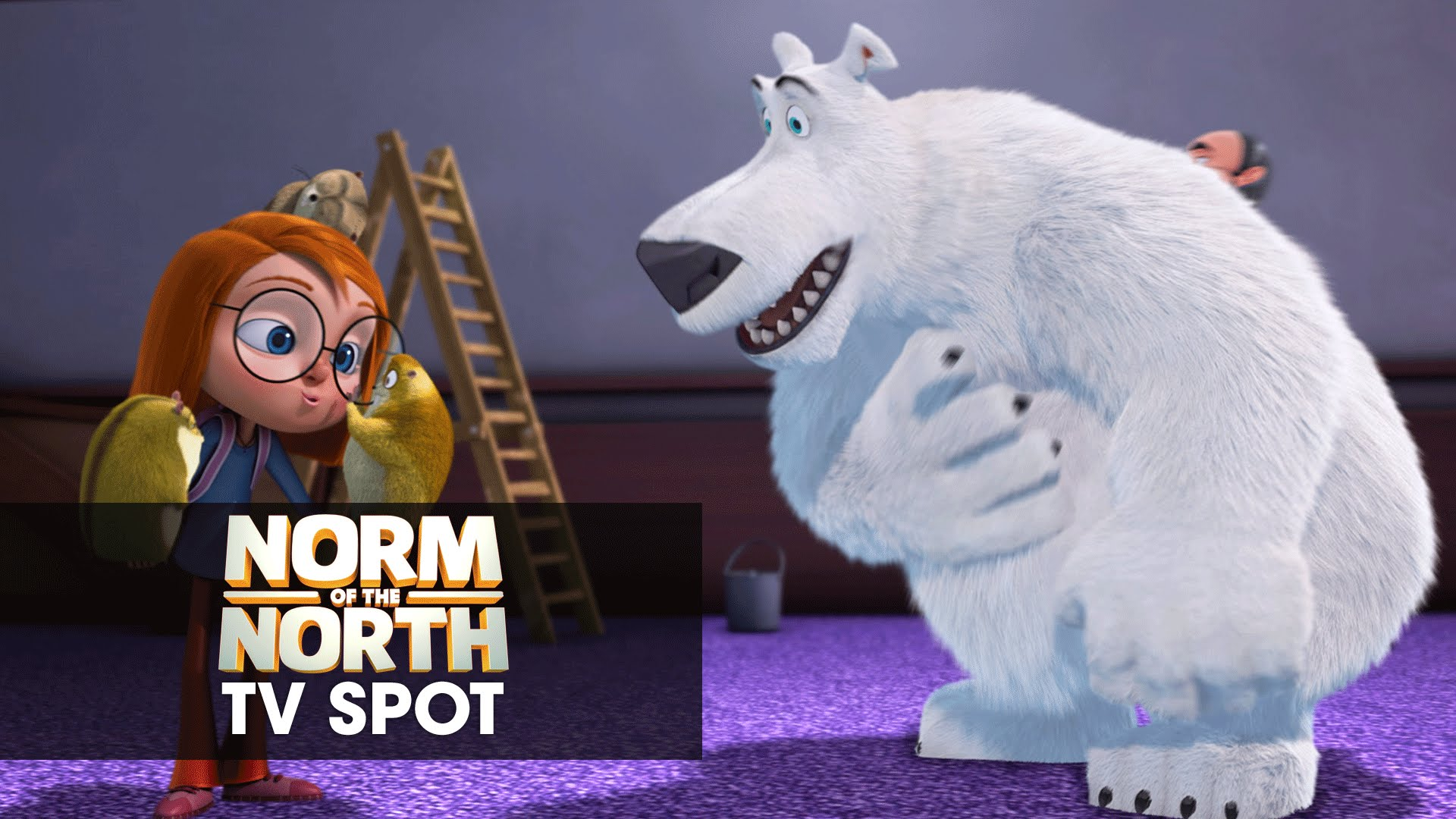 "Norm Of The North (2016) Official TV Spot – ""Party Animal"""