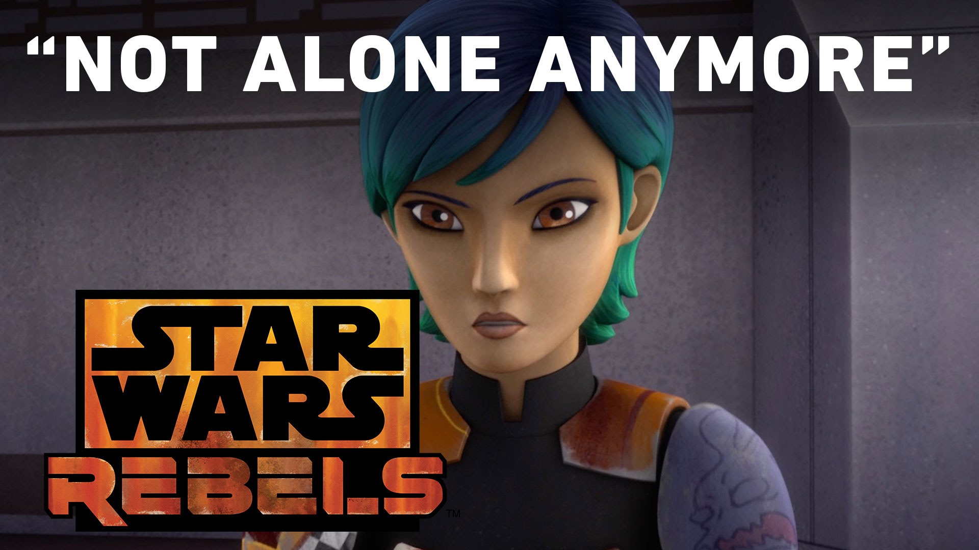 Not Alone Anymore – Blood Sisters Preview | Star Wars Rebels