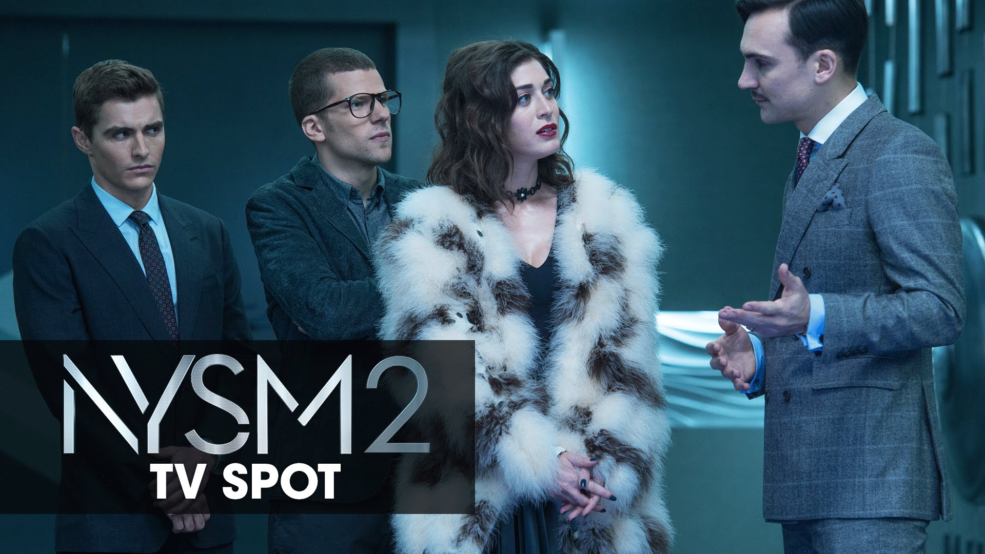 "Now You See Me 2 (2016 Movie) Official TV Spot – ""Reveal"""