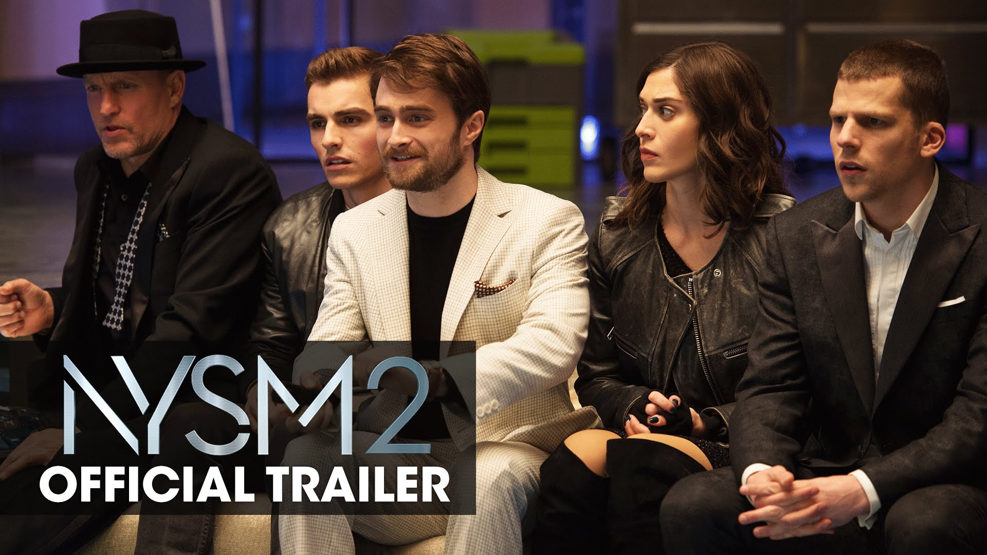 "Now You See Me 2 (2016 Movie) Official Trailer – ""The Greatest Magic Trick"""