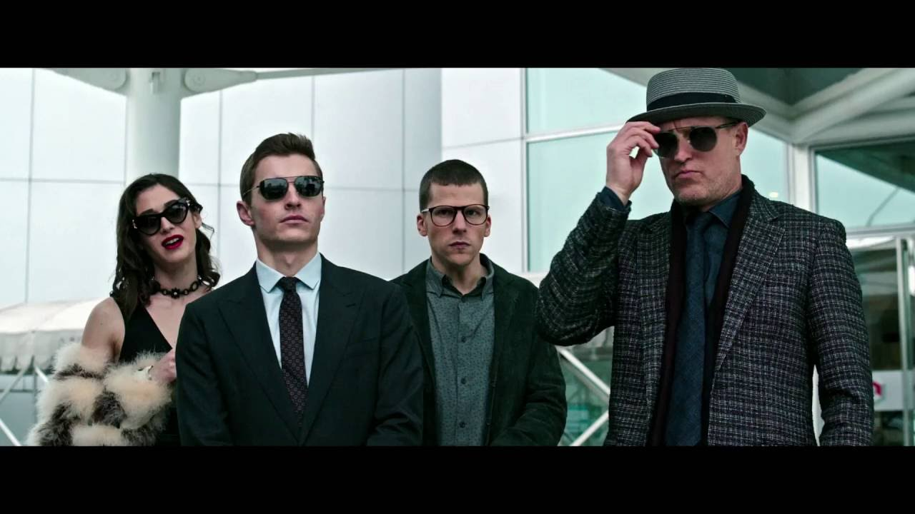 NOW YOU SEE ME 2 – HEIST [HD]