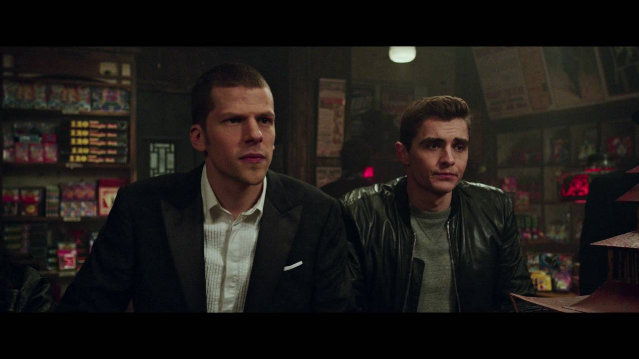 NOW YOU SEE ME 2 – LIGHT SHOW CLIP [HD]