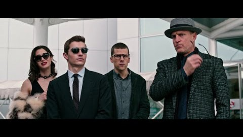 NOW YOU SEE ME 2 – OFFICIAL INTERNATIONAL TRAILER [HD]