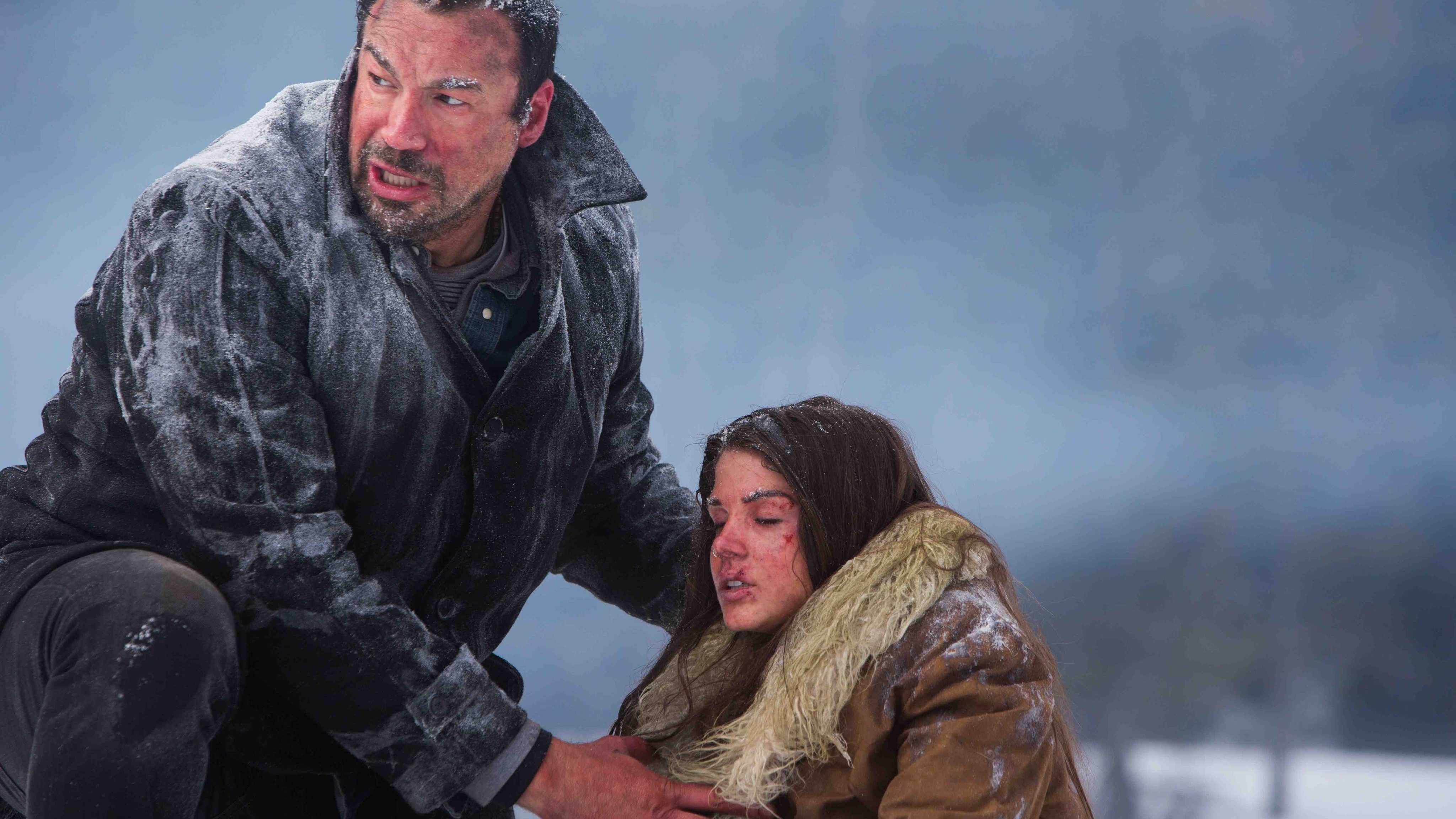 NUMB starring Marie Avgeropoulos and Jamie Bamber – official trailer