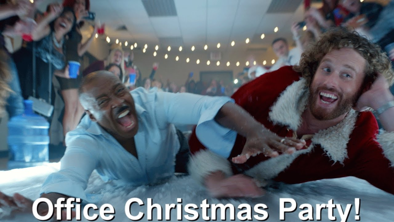 "Office Christmas Party (2016) – ""Down With OCP"" – Paramount Pictures"