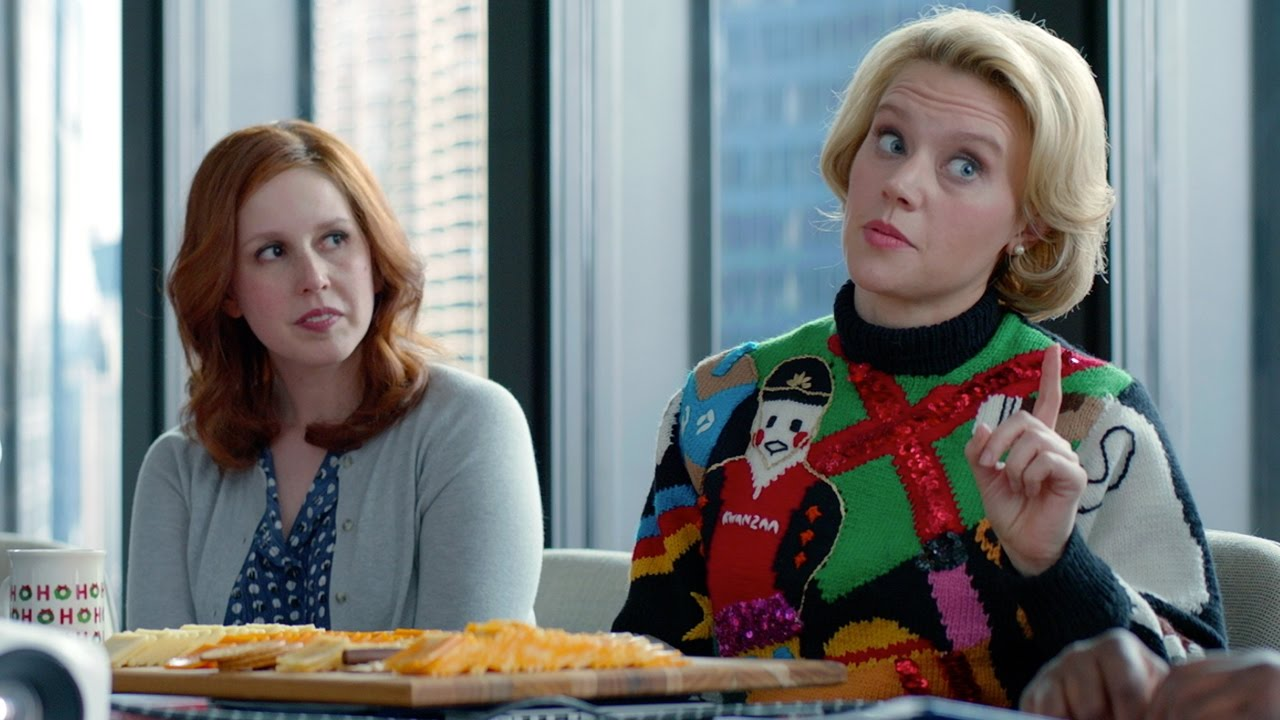 """Office Christmas Party (2016) – """"Holiday Mixer"""" Clip  – Paramount Pictures"""