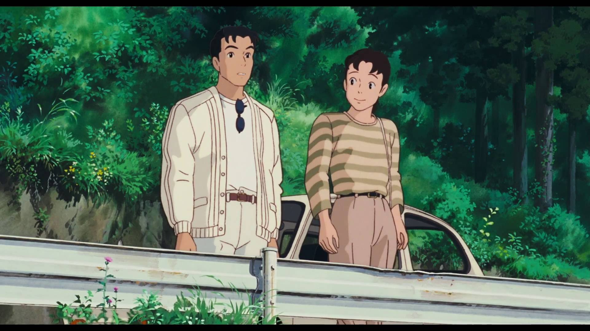 ONLY YESTERDAY – Real Countryside Clip – In Cinemas Now