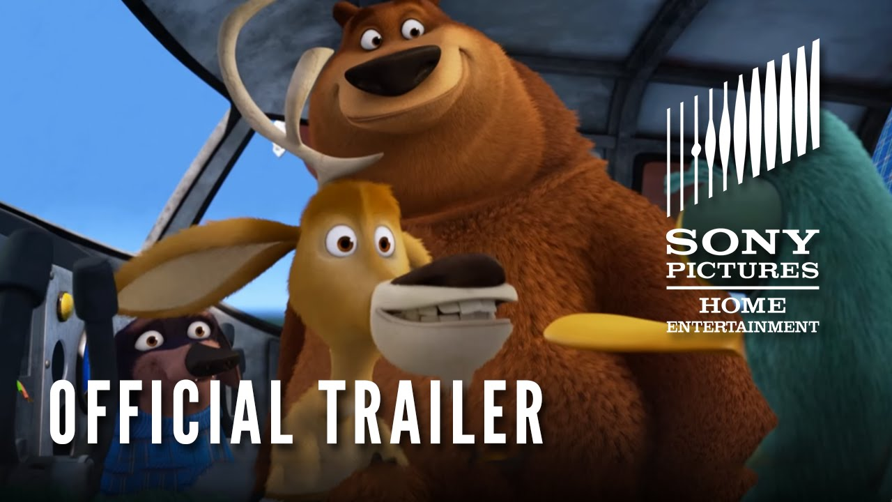 Open Season: Scared Silly – Official Trailer