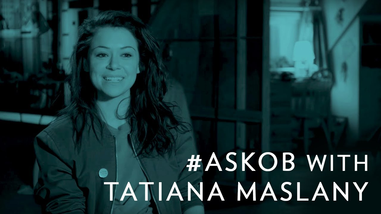 Orphan Black – with Tatiana Maslany – A Cophine Wedding