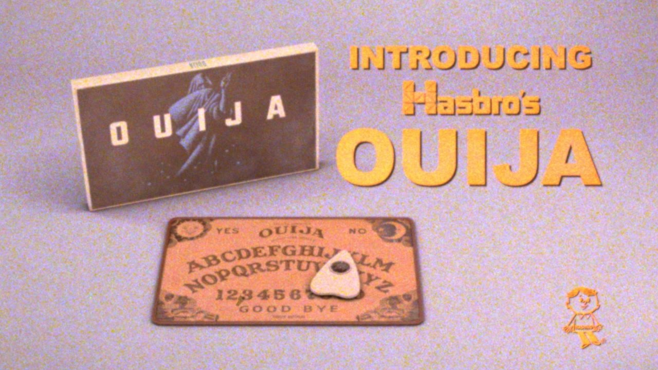 Ouija: Fun for the Whole Family