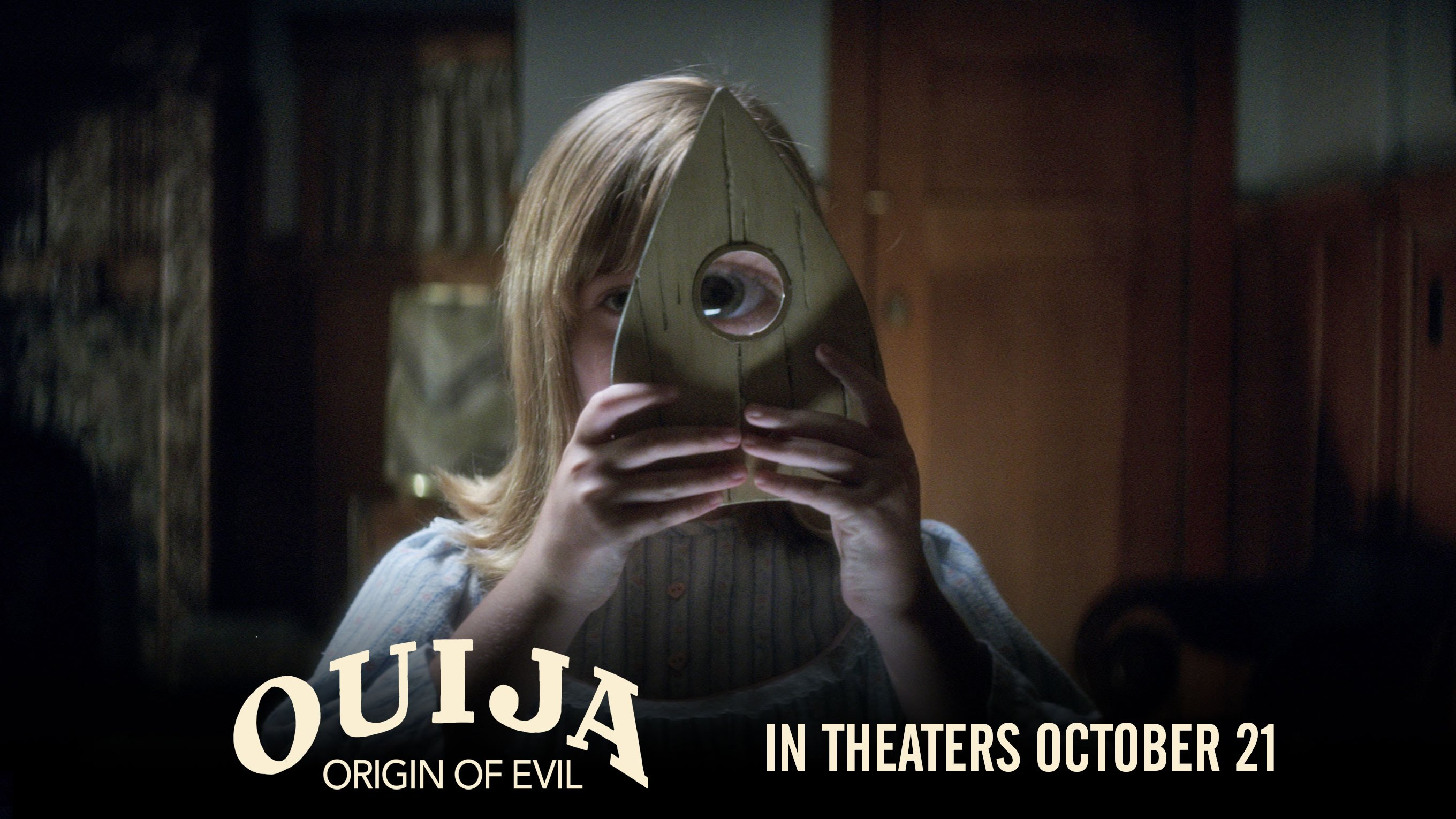 Ouija: Origin of Evil – In Theaters October 21 (TV Spot 2) (HD)