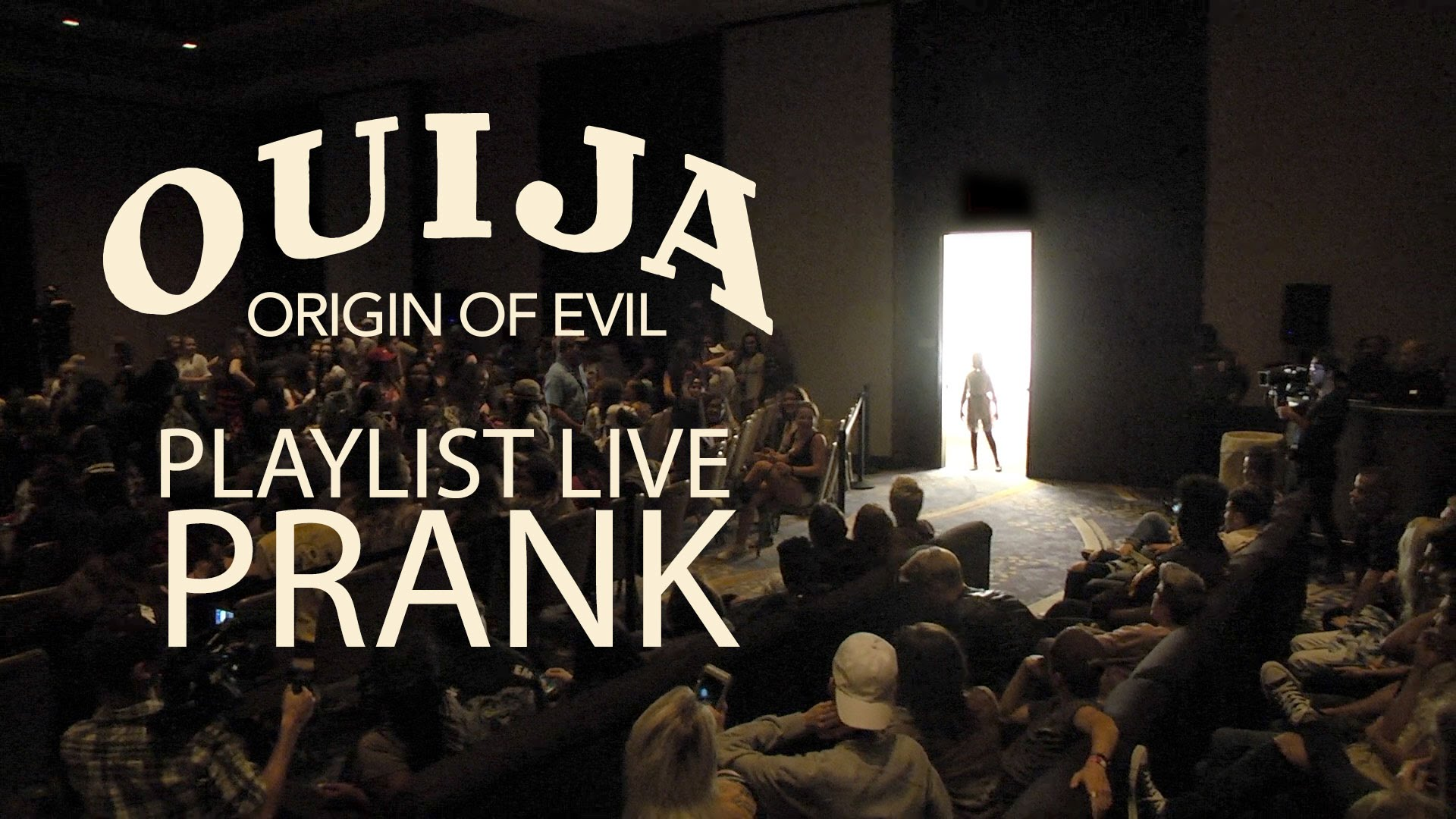 Ouija: Origin of Evil – Playlist Live Prank (HD)