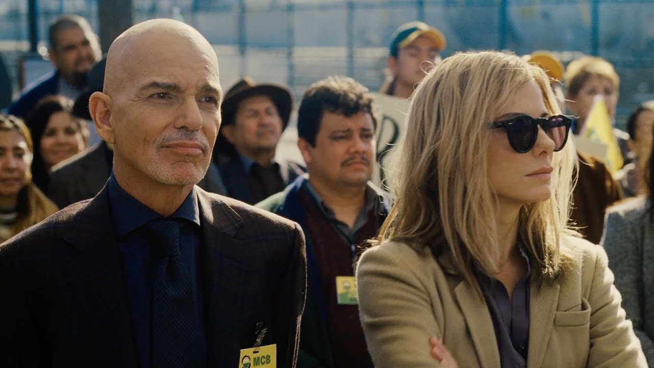 Our Brand Is Crisis – Sandra Bullock and Billy Bob Thornton Featurette