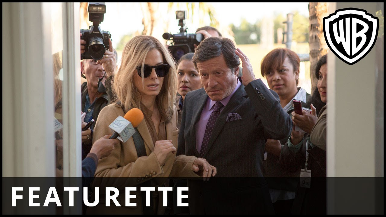 Our Brand Is Crisis – Sandra Bullock as Jane Bodine Featurette – Warner Bros. UK