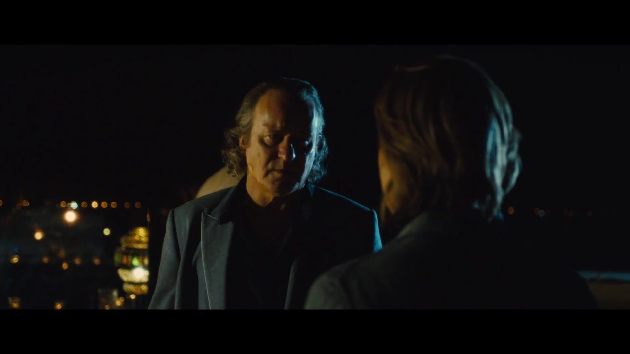 OUR KIND OF TRAITOR – Rooftop Clip – In cinemas Friday