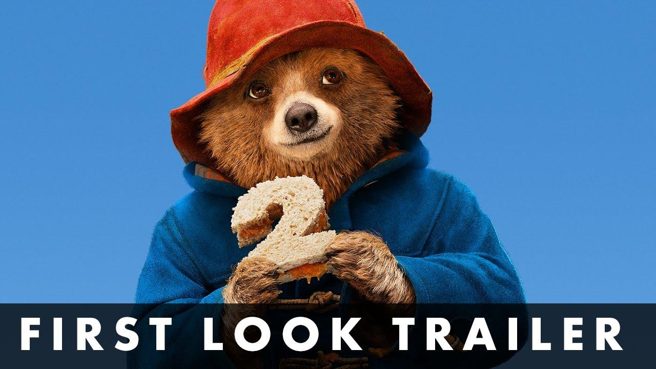 PADDINGTON 2 – First-look Trailer – In UK cinemas November 10th