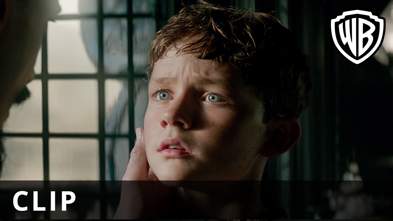 Pan – 'The Boy Who Could Fly' Clip – Official Warner Bros. UK