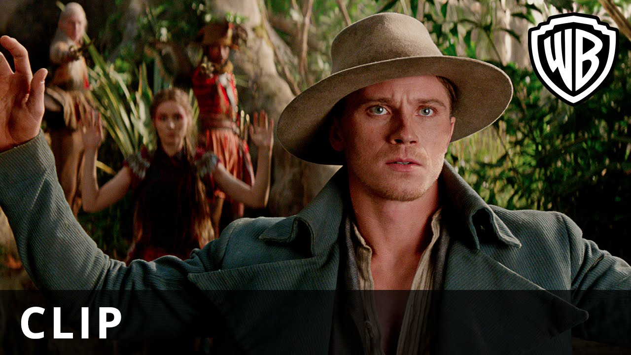 Pan – 'We're Sailing Now' Clip – Official Warner Bros. UK