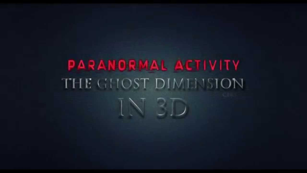 "Paranormal Activity: The Ghost Dimension | Clip: ""Toby In The Kitchen"" 