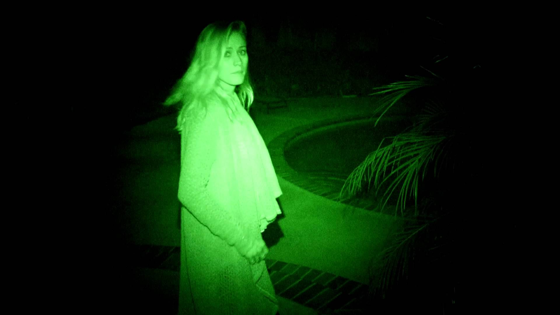 "Paranormal Activity: The Ghost Dimension | Clip: ""Backyard"" 