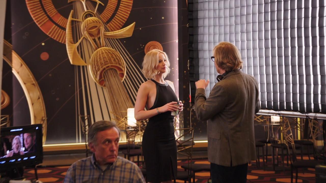 Passengers – Jennifer Lawrence as Aurora