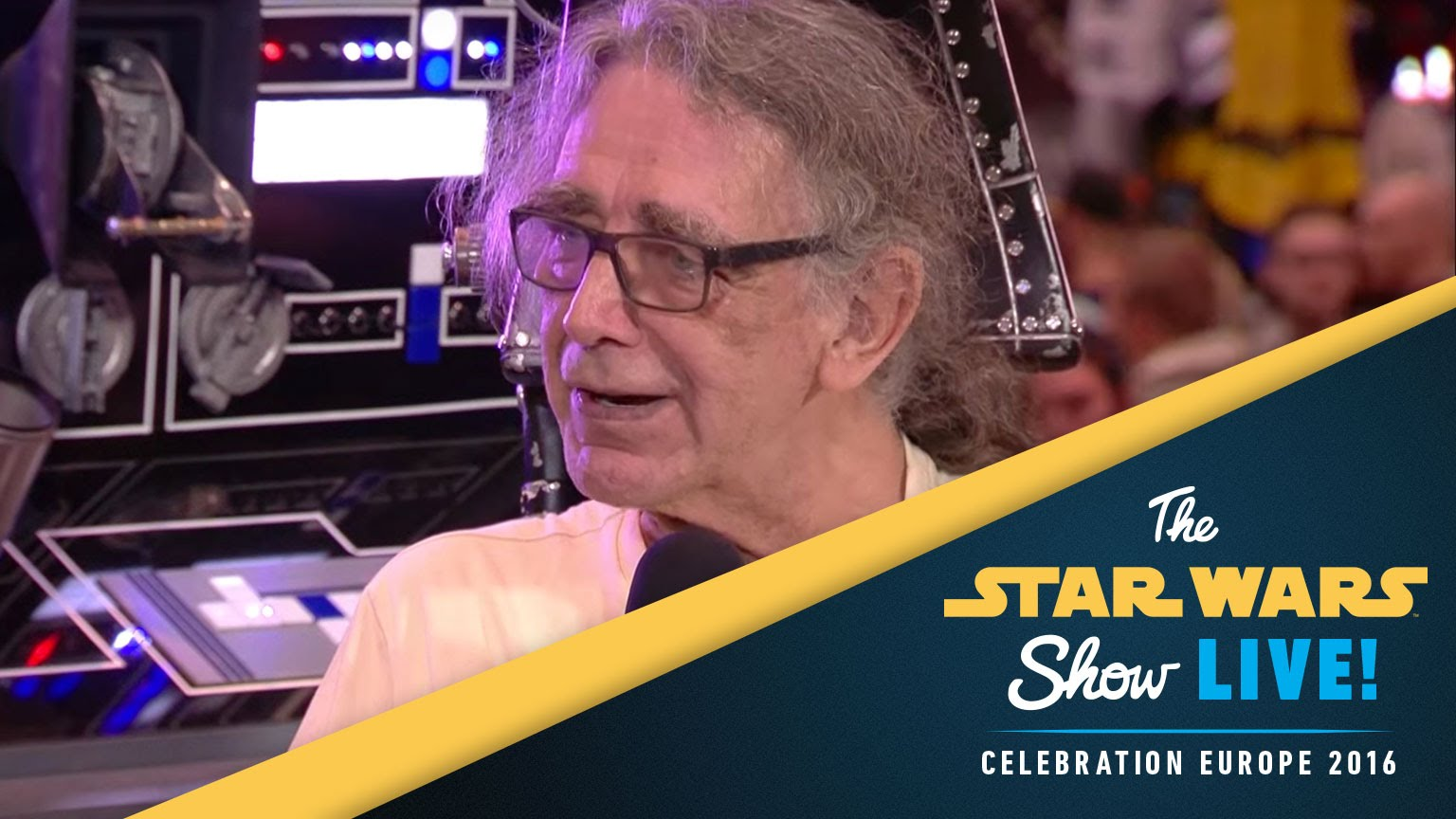 Peter Mayhew Interview | Star Wars Celebration Europe 2016