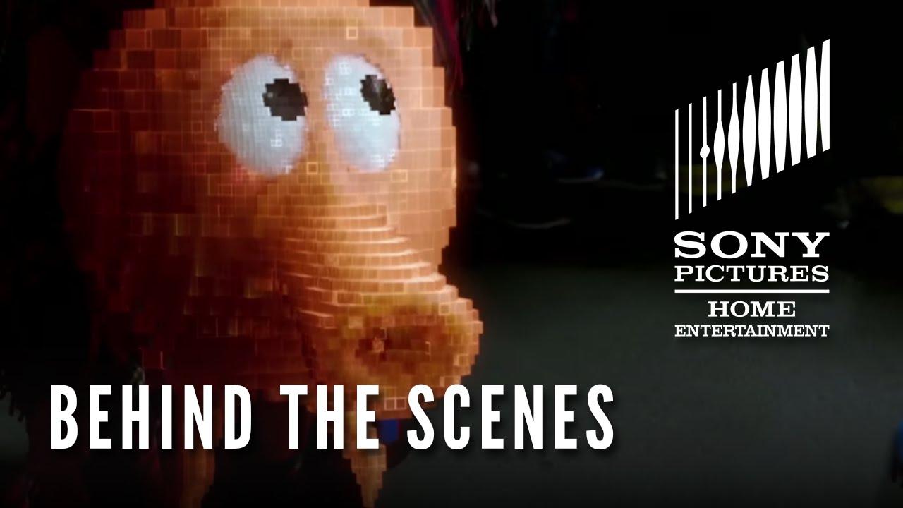 Pixels – Creating Q*bert Behind-the-Scenes