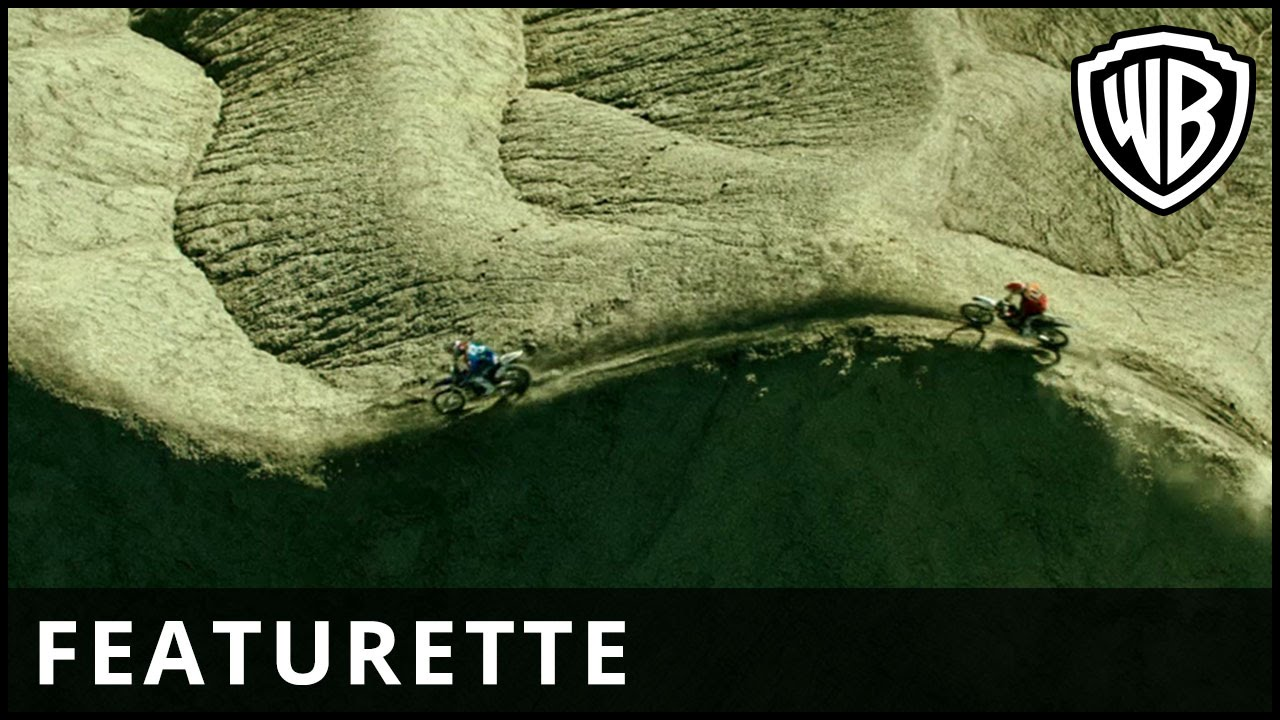 Point Break – Motocross Featurette – Official Warner Bros. UK