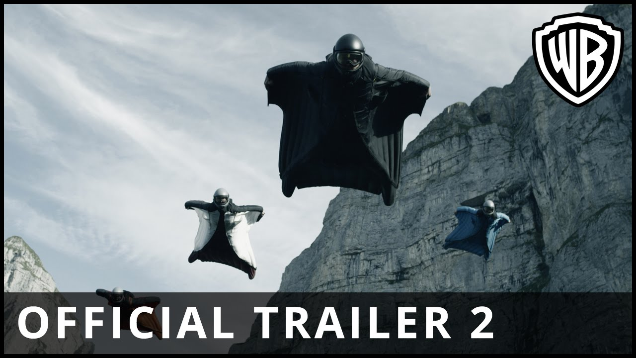 Point Break – Official Trailer 2 – Official Warner Bros. UK