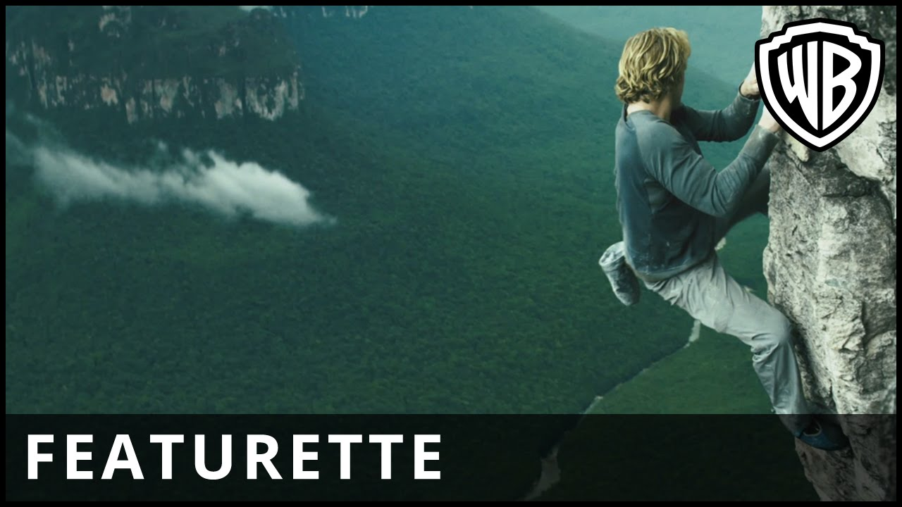 Point Break – Rock Climbing Featurette – Official Warner Bros. UK