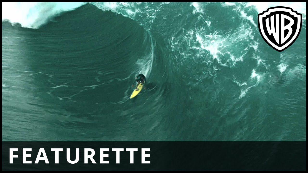 Point Break – Surf Action Featurette – Official Warner Bros. UK