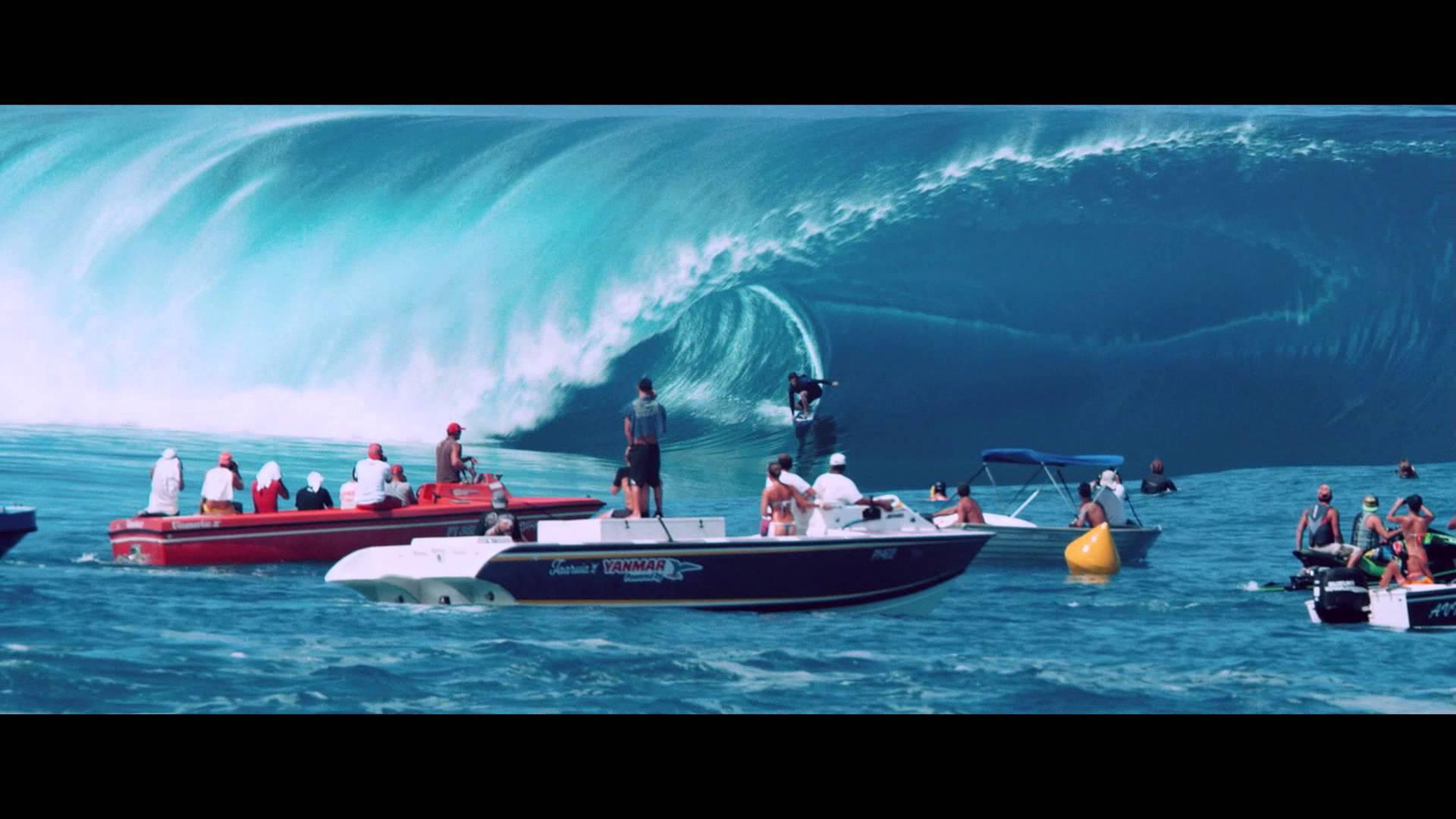 Point Break – Tahitian Surf Featurette [HD]