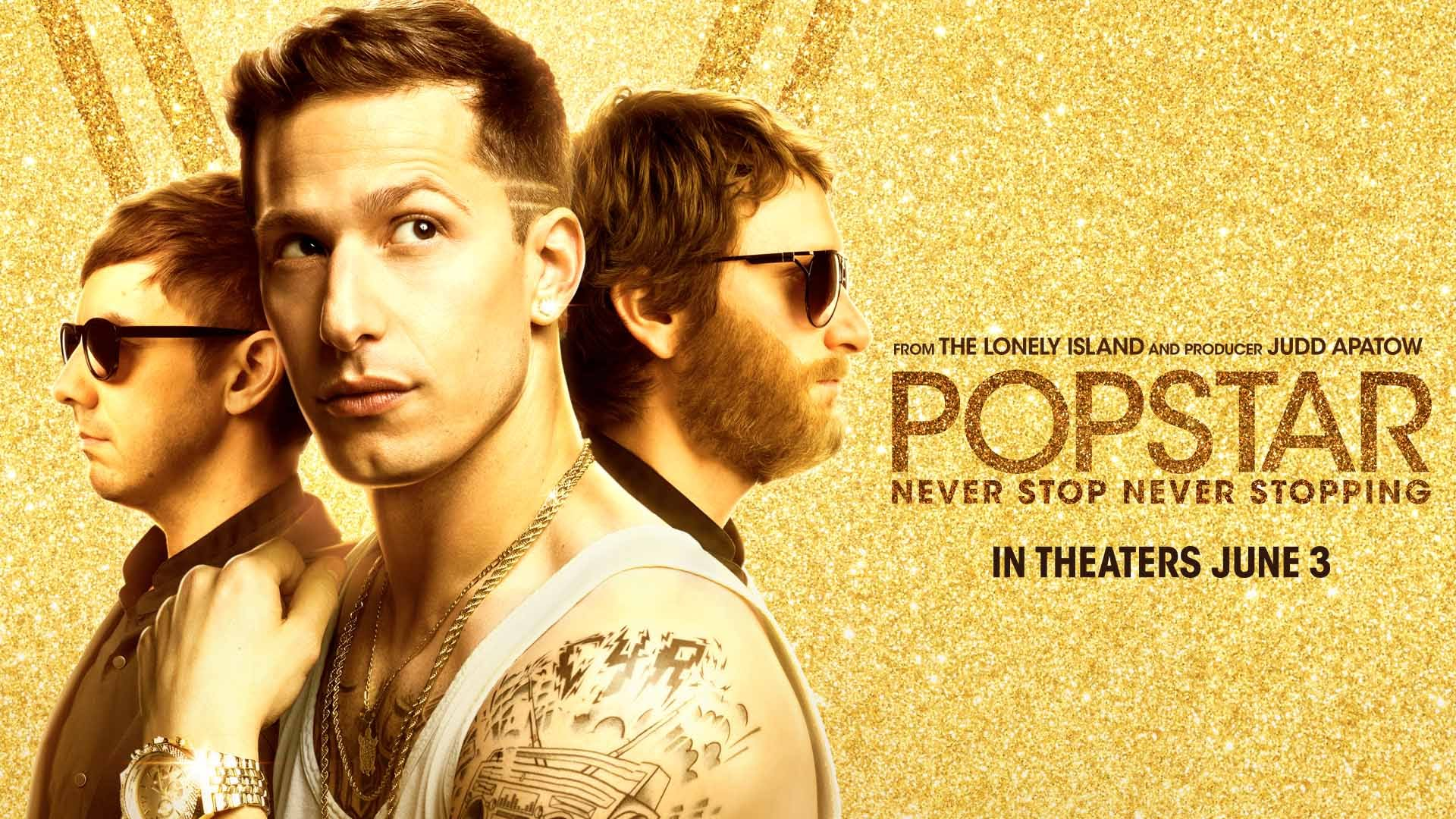 Popstar – In Theaters June 3 – Official Trailer #2 (HD)