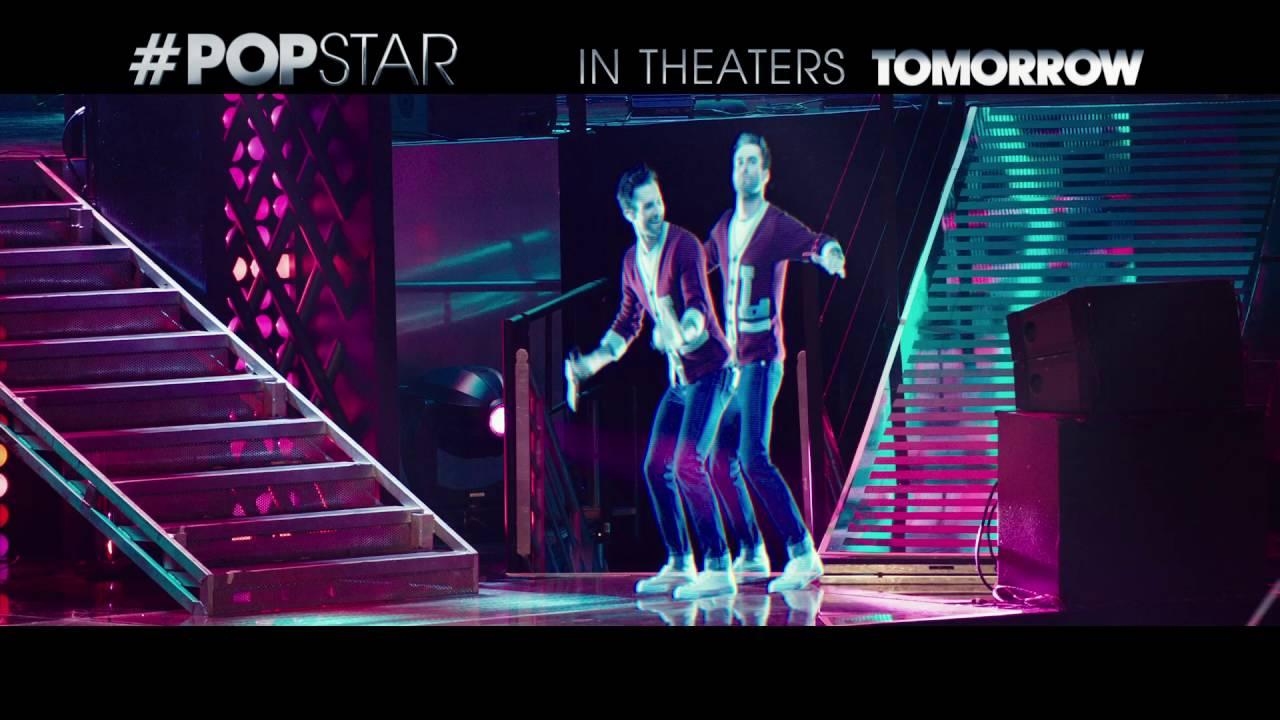 Popstar – TV Spot: Stars/Review