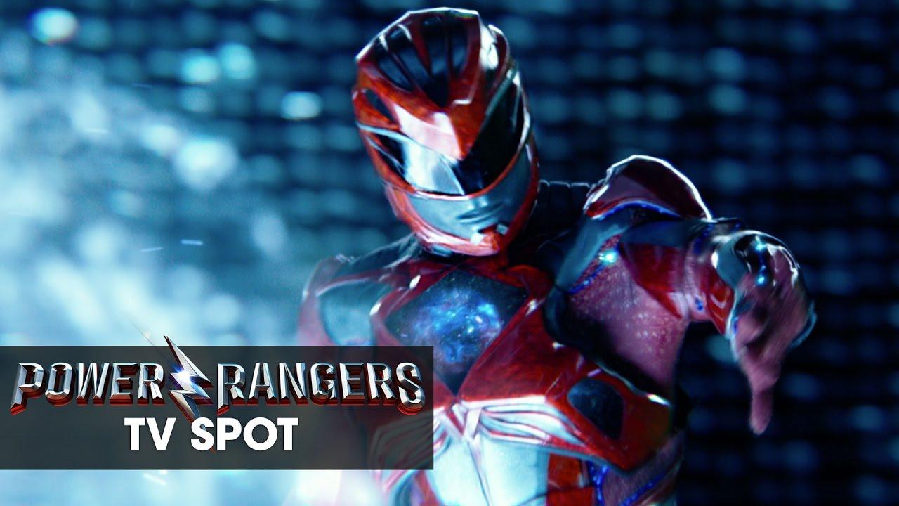 "Power Rangers (2017 Movie) Official TV Spot – ""Colors"""