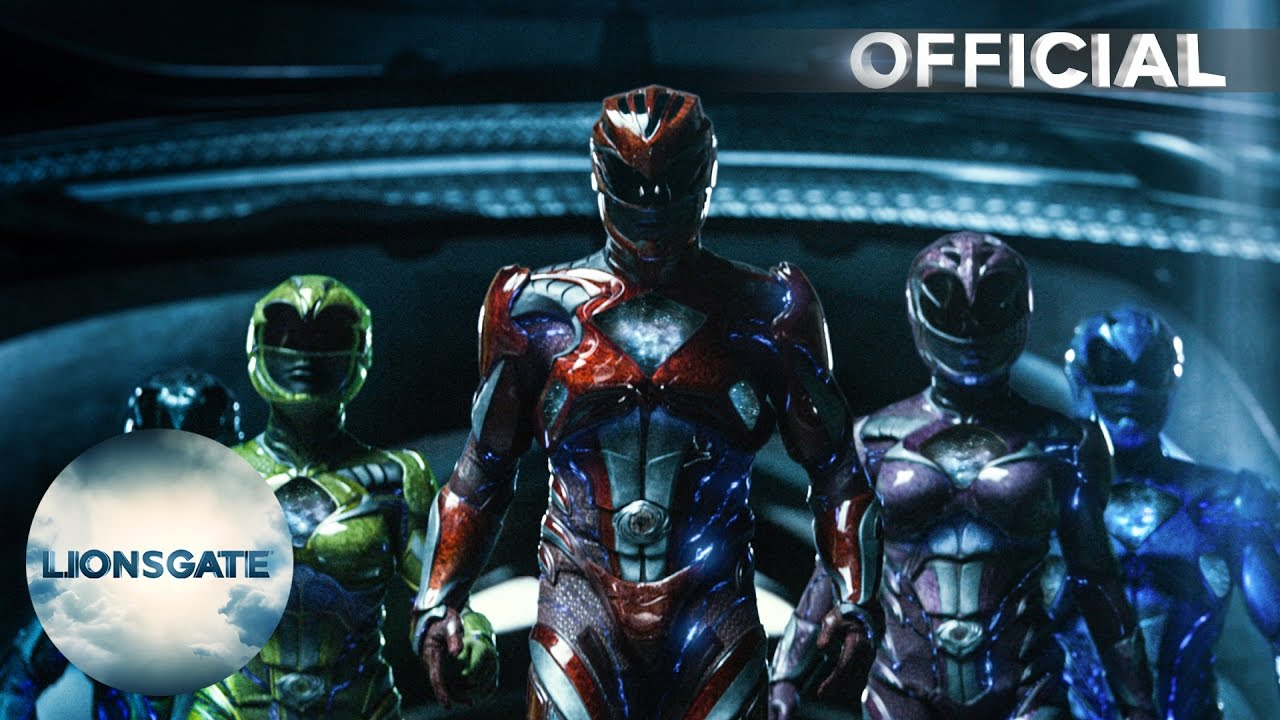 Power Rangers – Official Trailer – In Cinemas March 23