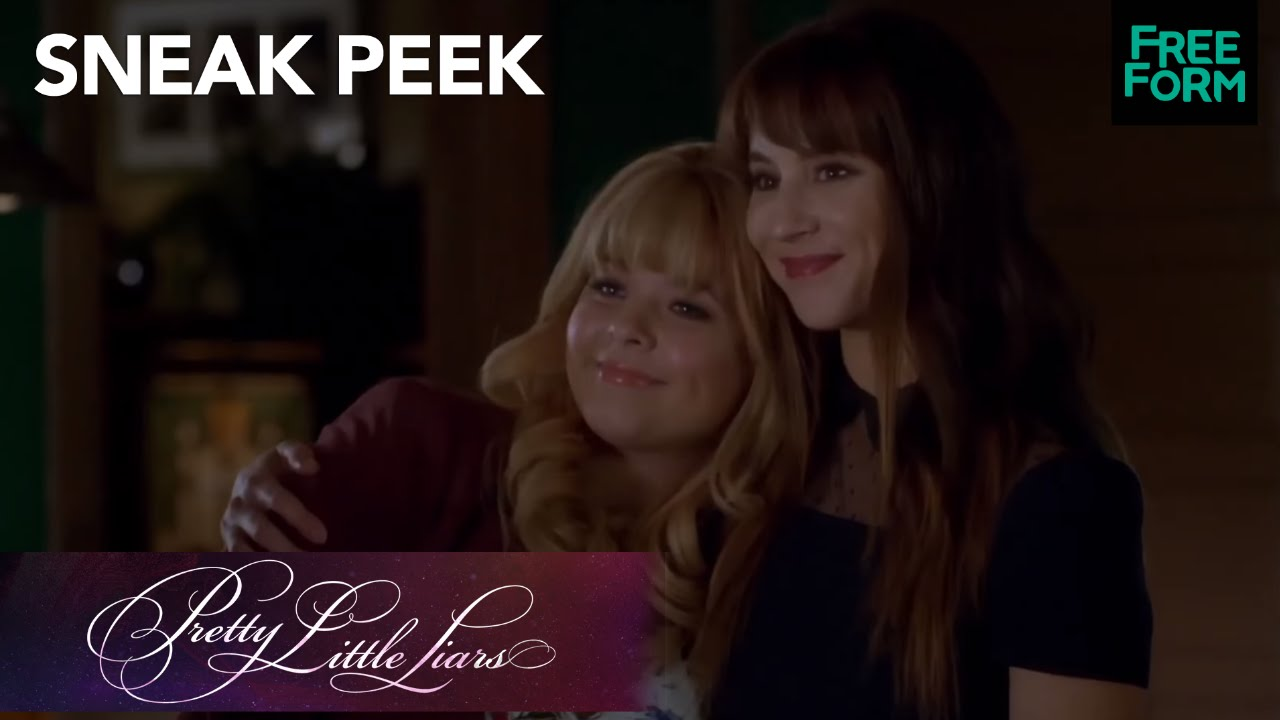 Pretty Little Liars – Series Finale Sneak Peek: The Liars At Lost Woods