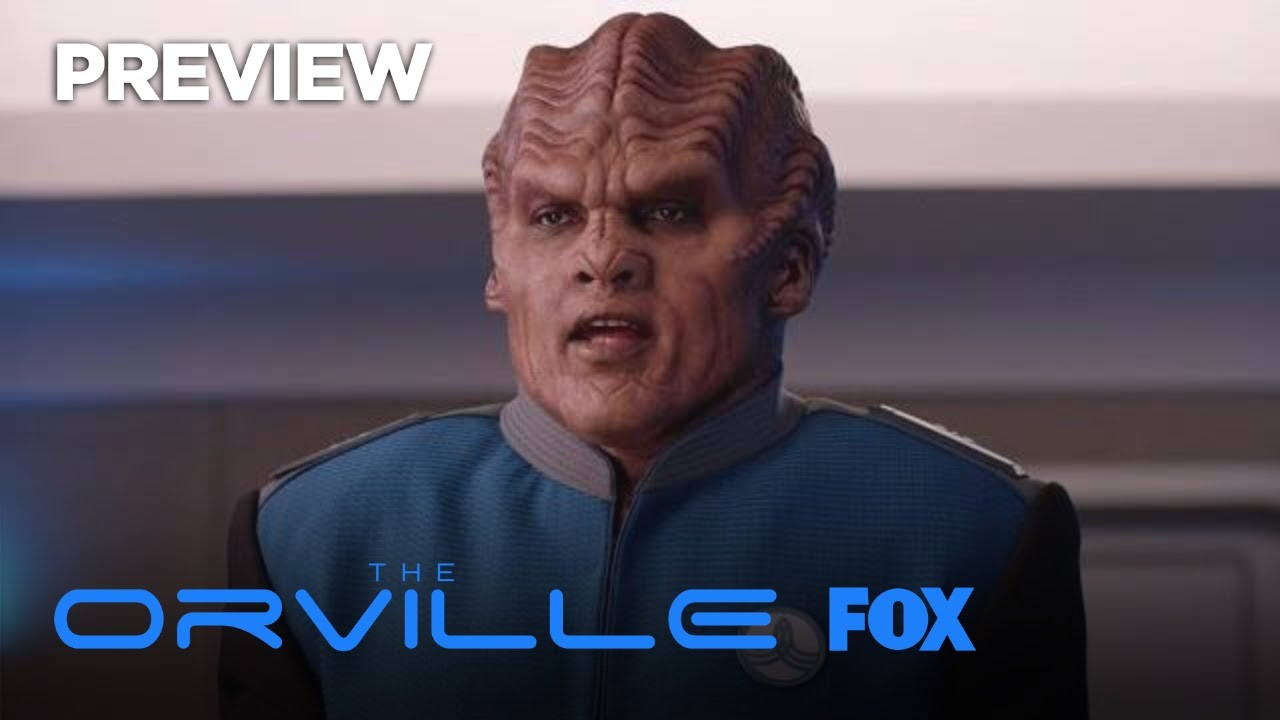 Preview: THE ORVILLE Is Top-Notch – Season 1