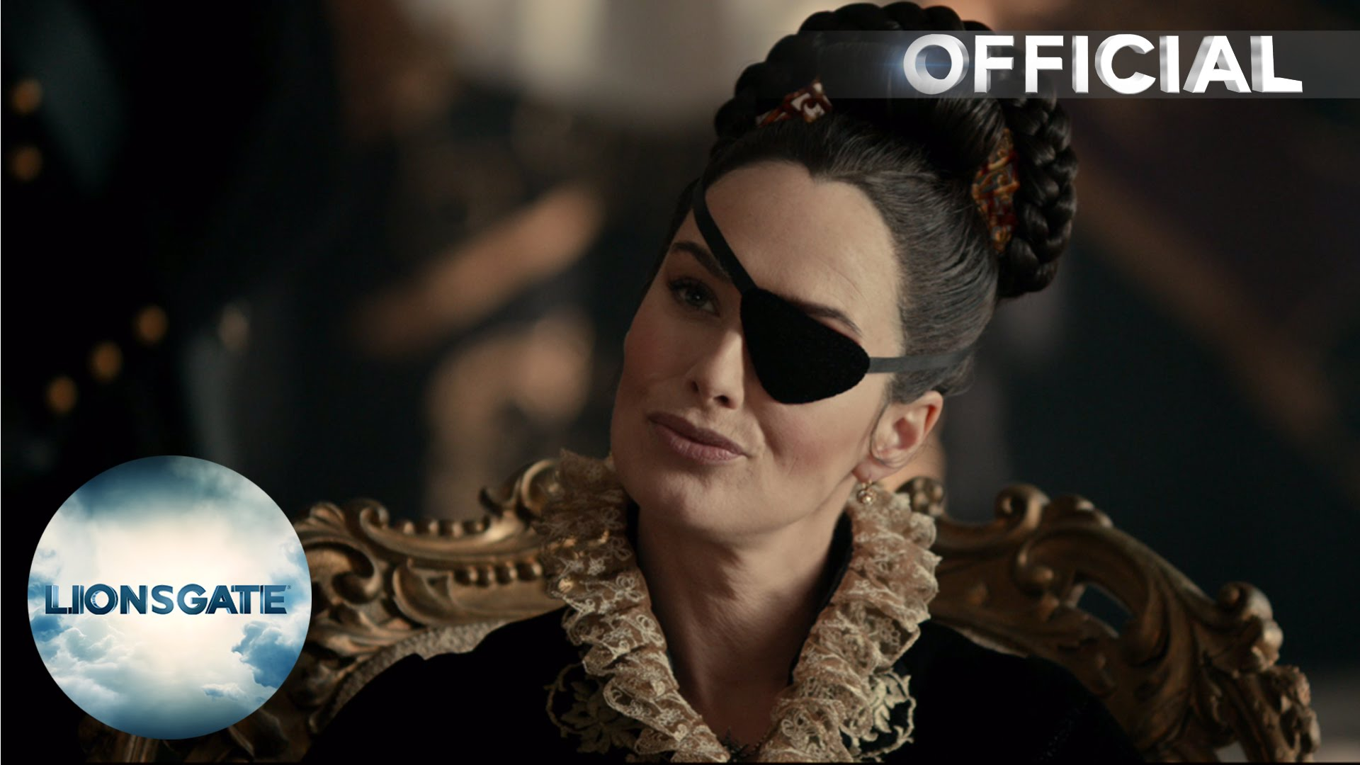 Pride and Prejudice and Zombies – Lena Matt and Jack clip – in cinemas now