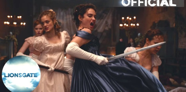 Pride & Prejudice & Zombies – OFFICIAL TRAILER – In Cinemas February 2016