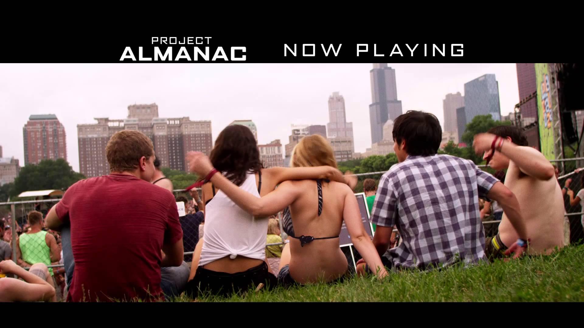 Project Almanac Movie – Again & Again
